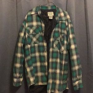 Ozark Trail Lined Shirt Jacket